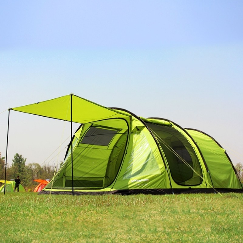 5 Man Tunnel Tent & Man Tunnel Tent